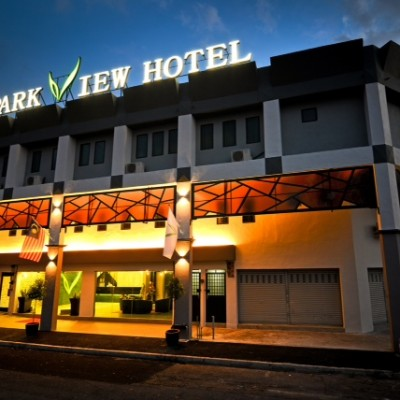 DeParkview Hotel Exterior